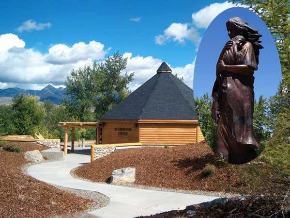 Sacajawea Interpretive Center